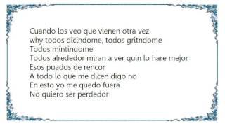 Chayanne - Digo No Lyrics