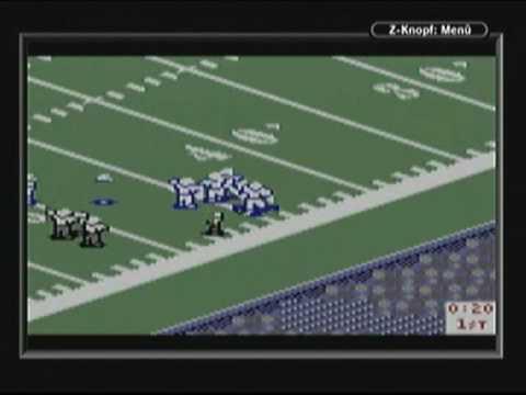 NFL Blitz Game Boy