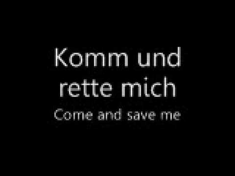 Tokio Hotel -- Rette Mich Lyrics w/ Translation