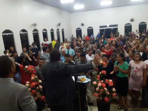 Jesus operando milagre em Apiacás pastor presidente pastor Juarez