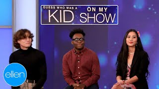 Did a Kid Pianist, Scientist or Golfer Appear on 'The Ellen Show'?
