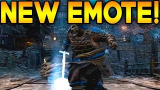 For Honor: NEW SWORD IN STONE EMOTE! EVENT BUNDLES! MATCHMAKING CHANGES!
