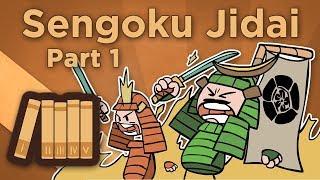 Warring States Japan: Sengoku Jidai - I: Battle of Okehazama - Extra History