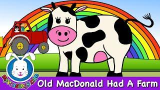 Old MacDonald Had a Farm | Old MacDonald Nursery Rhymes | MyVoxSongs
