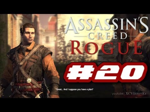 Assassin's Creed Rogue PlayStaion 3 Ep.20 - WREAKING HAVOC