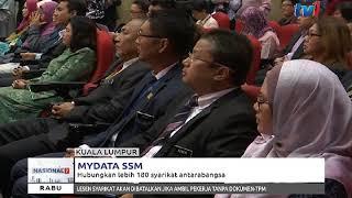 MYDATA SSM - Hubungkan Lebih 180 Pendaftar Perniagaan Di Seluruh Dunia