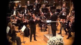 Saint-Saëns - Introduction and Rondo Capriccioso,  op. 28, Frédéric Chaslin, Daniel Austrich, JSO
