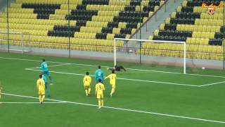 видеообзор матча ФК Зенит (3-3) сб.Казахстана  U-17