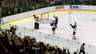2002 Gopher Hockey - Frozen Four Michigan Music Video