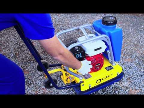 Como realizar compactação de solo com placa vibratória  - Casa do Construtor