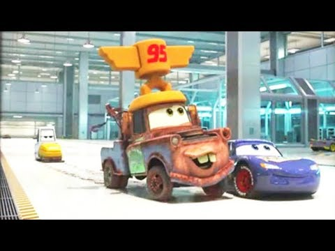 Cars 3 ⌁ Ending Of The Movie (Full HD)