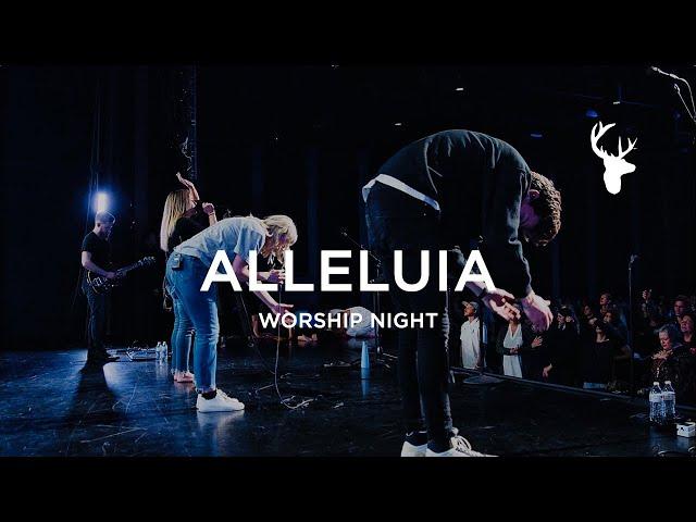 Emmy Rose - Alleluia (Spontaneous - Open the Scroll) | Worship Night