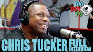 Chris Tucker FULL INTERVIEW | BigBoyTV