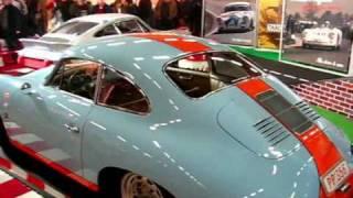 Porsche 356 Gulf racing / 911 Carrera RSR / 550 Spyder