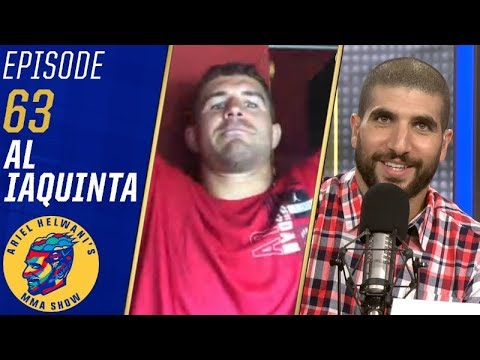 Al Iaquinta goes off on Kevin Lee, previews UFC 243 fight   Ariel Helwani's MMA Show