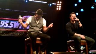 98 Degrees - Concert au Hard Rock Cafe - Invisible Man