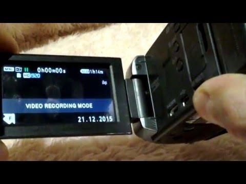 Panasonik HDC-SDX1 FullHD