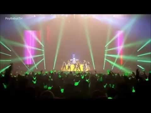 B.A.P - Dancing In The Rain (Japanese Version) @ B.A.P 1st Japan Tour  WARRIOR Begins