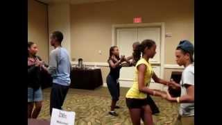 Bermuda Touch kids practice Volvio La Traicionera
