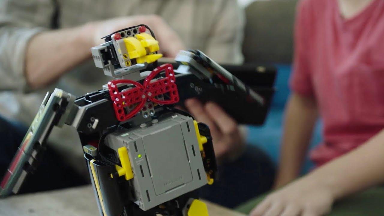 Робот Ubtech Jimu Inventor (16 servos) video preview