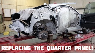 Rebuilding a Wrecked Turbo Scion FRS Part 3