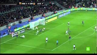 FC Barcelona 9   0 L'Hospitalet Copa Del Rey  22.12.2011