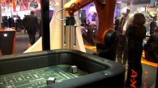 KUKA Robotics at AUTOMATICA 2012