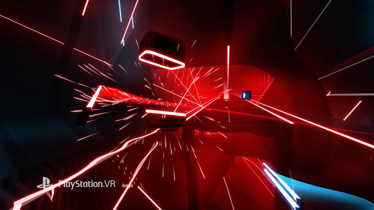 El Exitoso Juego de Ritmo, Beat Saber, Llegará a PS VR