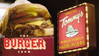 This Late-Night Burger Is L.A.'s Secret Handshake   The Burger Show