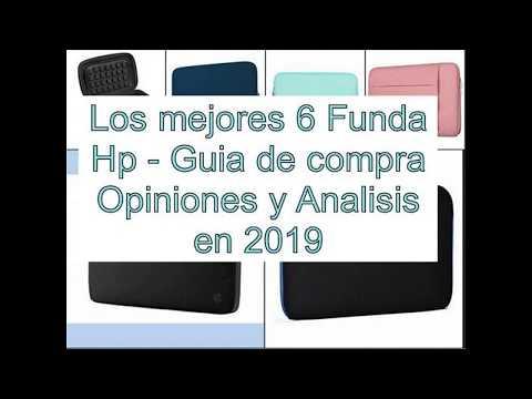 Los mejores 6 Funda Hp - Guía de compra, Opiniones y Análisis en 2019
