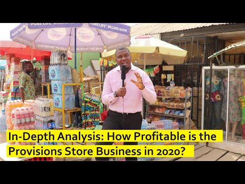 , title : 'In-Depth Analysis: How Profitable is Provisions Store Business in 2020? (1st Interview)