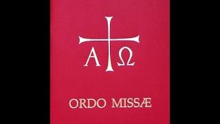 ORDO MISSAE - TEXT
