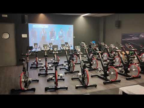 Instalación Audiovisual en Polideportivo UPC