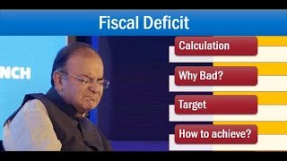 BES162-P10: Fiscal Deficit- Theory & Current,Budget-2016 Targets,N.K.Singh Committee
