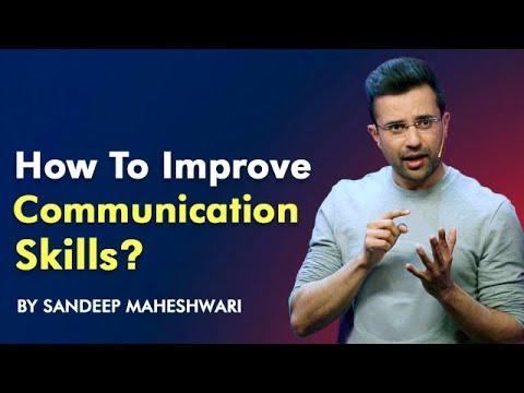 How to improve Communication Skills? By Sandeep Maheshwari I Hindi
