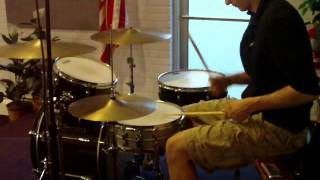 Zach Taylor Band All For You Drum Cover