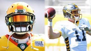 San Diego Fleet vs. Arizona Hotshots   AAF Week 7 Game Highlights
