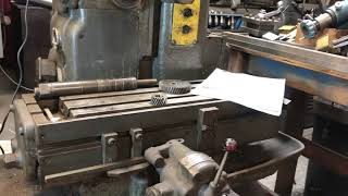 """00 SUNDSTRAND """"RIGIDMILL"""" HORIZONTAL SPINDLE PRODUCTION MILL"""