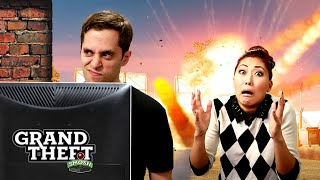 HACKSGIVING DISASTER (Grand Theft Smosh)