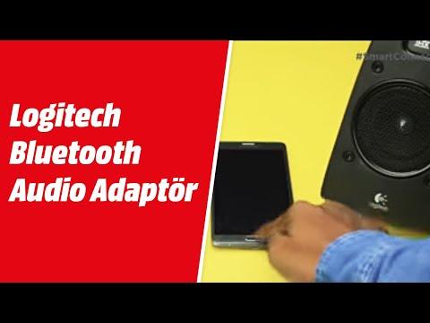 Logitech Bluetooth Audio Adaptör