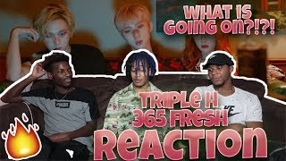 Triple H(트리플 H) _ 365 FRESH [MV] - REACTION   TOXIC Love Triangle?