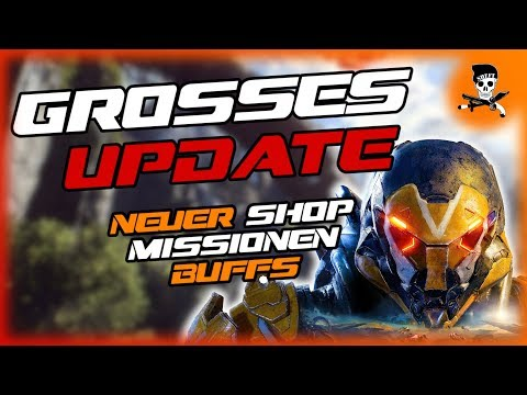 Anthem: Legendäre Missionen + Item-Truhen + Neues Weltevent U.Shop + Day-One | Anthem News Deutsch