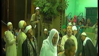 الشيخ محمد غازى فى مولد سيدى احمد اللاوندى
