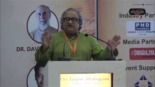 Islamia Explained by Mr. Tarek Fatah - Jaipur Dialogues 2016