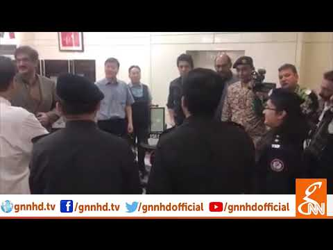 ASP Suhai Aziz led operation against terrorists l Chinese consulate attack