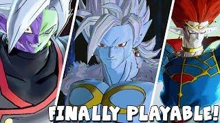 FREE DLC 8 NEWS! Corrupt Zamasu, Demigra, & Final Mira PLAYABLE in 5v1 Mode!! | DB Xenoverse 2