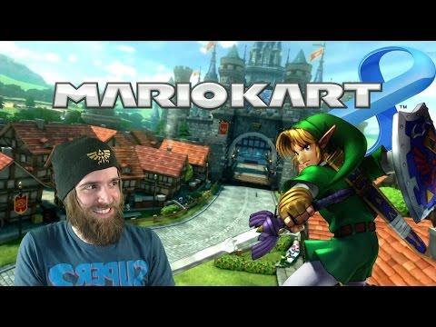 NINTENDO SWITCH HYPE! | Mario Kart 8 Online [#07]