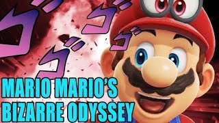 Mario Mario's Bizarre Odyssey: Player Two Is Unbreakable