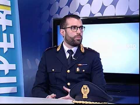 MICROFONO APERTO: INTERVISTA CON GIUSEPPE VALENTINO DELL'UFFICIO STAMPA DELLA QUESTURA DI IMPERIA