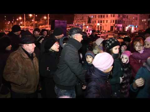 Паломники из Свято-Казанского прихода поклонились Поясу Пресвятой Богородицы